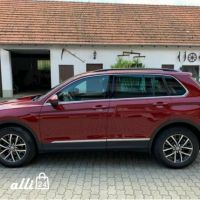 Volkswagen Tiguan 1.4 TSI (BlueMotion Technology)